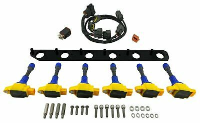 $ CDN979.95 • Buy Ignition Coil Conversion Harness Kit For Aristo Supra 1JZ 2JZ To Skyline R35 GTR