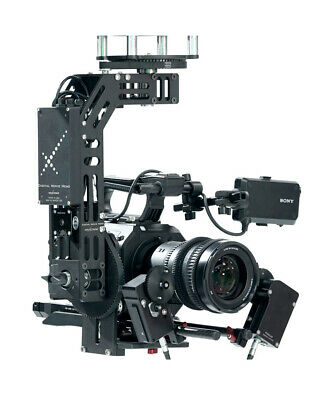 Maxicrane Pan Tilt Motorized Head For DSLR Video Camera Crane Jib, Made In USA • 2,467.99£