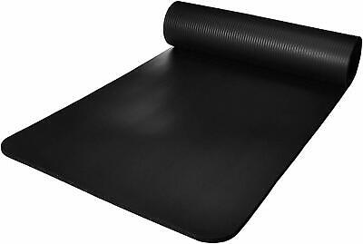 AU19.80 • Buy 15MM Thick Yoga Mat Extra Long Non-slip Exercise Fitness Pilate Gym Workout Pads
