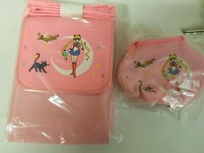 $25 • Buy Salior Moon Purse Coin Wallet Collection Pink