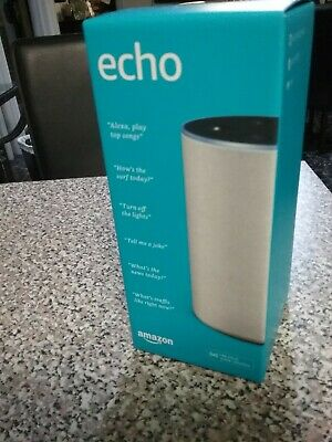 AU80 • Buy AMAZON ECHO (2nd Gen) WHITE. BRAND NEW