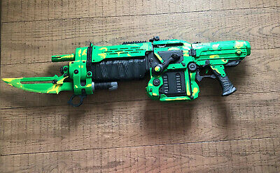 $189.99 • Buy Electro Green Retro Lancer***USED***GAMESTOP EXCLUSIVE 1500 Made!
