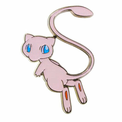 Mew Official Authentic Metal Pin Badge Hidden Fates Collectable Pokemon • 3.95£