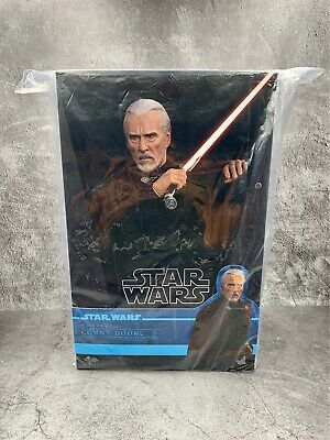$ CDN310.76 • Buy Ready! Hot Toys MMS496 Star Wars Episode II Attack Of The Clones Count Dooku 1/6