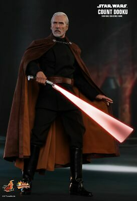$ CDN310 • Buy Hot Toys MMS496 1/6 Star Wars Attack Of The Clones Count Dooku IN STOCK