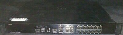 $300 • Buy Dell SonicWall NSA 3600 Firewall Network Security Appliance