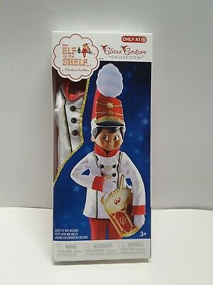 AU29.60 • Buy New Elf On The Shelf Claus Couture Merry Marcher