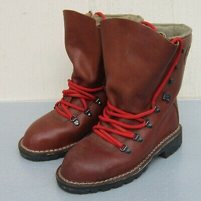 CHAINSAW SAFETY BOOTS EN-345-2 Classe 2 MADE IN FRANCE Sz 7.5 - 8 New • 144.68£