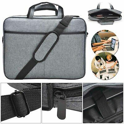 15 Inch Business Laptop Case PC Shoulder Bag Carrying Sleeve Notebook Cover UK • 9.49£