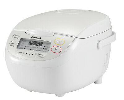 AU157.06 • Buy Panasonic 10 Cup Rice Cooker - SR-CN188WST