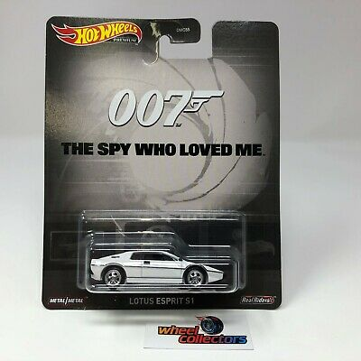 $ CDN6.51 • Buy Lotus Esprit S1 Bond The Spy Who Loved Me 007 * Hot Wheels Retro Q Case Premium