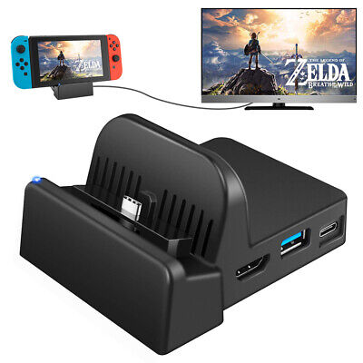 $20.49 • Buy Charging Stand Mini Switch Docking Station Charging Dock For Nintendo Switch