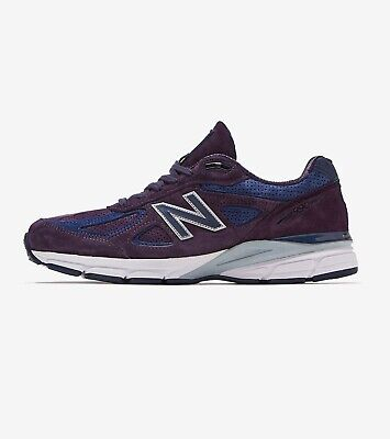 $100 • Buy New Balance 990v4 Men's Sizes 11-12 Made In USA Purple M990EP4