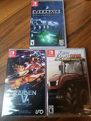 $59.99 • Buy 3 Nintendo Switch Video Games Lot. All Brand New Sealed.  Fast Free Shipping !