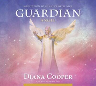 £8.99 • Buy Guardian Angel Meditation CD By Diana Cooper And Andrew Brel