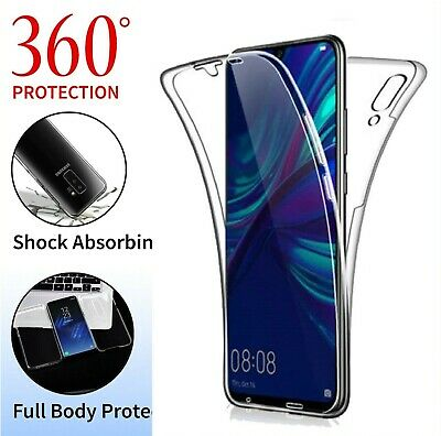 Shockproof 360 Cover Front And Back Case For Huawei P40 Pro  P20 P30 P Smart2019 • 3.99£