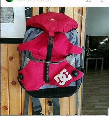 £36.22 • Buy Dc Shoes Backpack