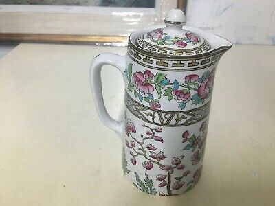 Antique = Sampson Bridgwood = Indian Tree = Coffee Pot • 19.99£