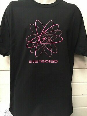 Stereolab  Swirls Music T Shirt  • 11.99£