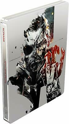 $15.16 • Buy Metal Gear Solid V The Phantom Pain STEELBOOK No Game Included !!