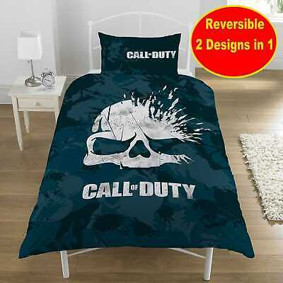 £19.99 • Buy Call Of Duty Duvet Cover Bedding Set Single Size Ideal Gamers Gift