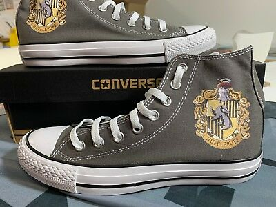 Harry Potter House Crest Custom Converse Shoes • 59.95£