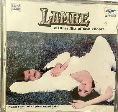 Hindi Audio CD Lamhe • 7.99£