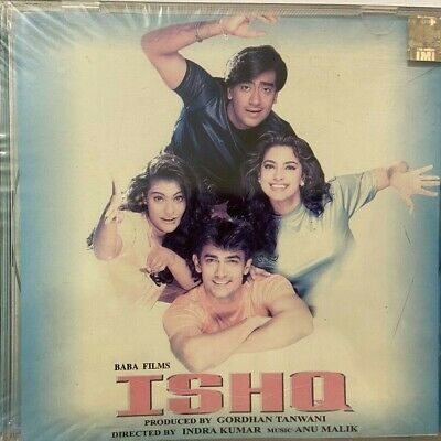 Hindi Audio CD  ISHQ • 7.49£