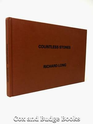 RICHARD LONG Countless Stones 1st 1983 21 Day Footpath Walk, Nepal Photography • 72£
