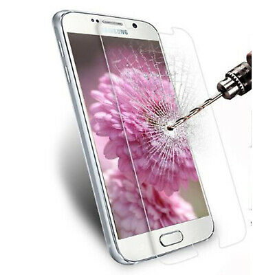 $ CDN7.04 • Buy 3 X Genuine Ultra-Thin Tempered Glass Screen Protector For Samsung Galaxy S6