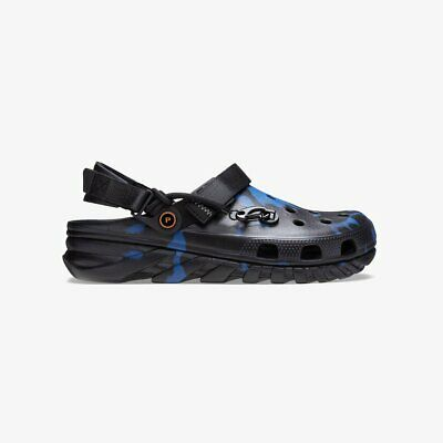 $100 • Buy POST MALONE X CROCS Duet Max SIZE 4 MENS - Limited Edition