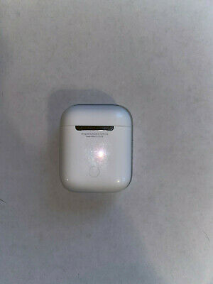 $ CDN39.41 • Buy OEM GENUINE 1st GEN Apple AirPods Charging Case ONLY White MMEF2AM/A A1602 USED