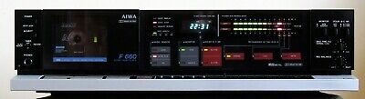 £198.13 • Buy Stereo Cassette Deck Aiwa Ad-f660z