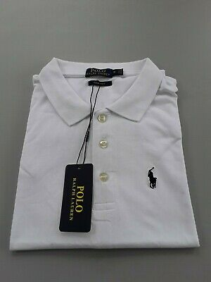 AU34.95 • Buy Polo Ralph Lauren Original T-Shirts Custom Fit Embroideded Pony White With Tags