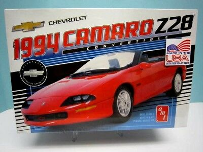 $12.99 • Buy Amt Large 1:20 Scale Chevrolet   1994 Camaro Z28 Convertible   # Amt-1030/12