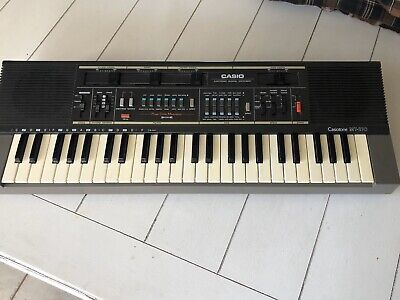 $49.99 • Buy Vintage 1980's CASIO Casiotone MT-210 Electronic Keyboard