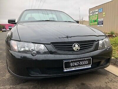 AU5499 • Buy Holden Commodore Vy S Pac Ute R.w.c Rego & Gov Fees Paid (wovr) Great First Car