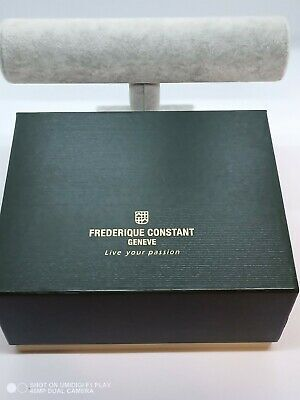 $2300 • Buy Frederique Constant Worldtimer 42mm Automatic Mens Watch  FC-718NWM4H6