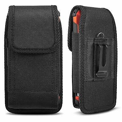 AU10.30 • Buy For IPhone 8 Plus Rugged Nylon Holster Pouch Case Belt Clip Fit W/ Otterbox Case