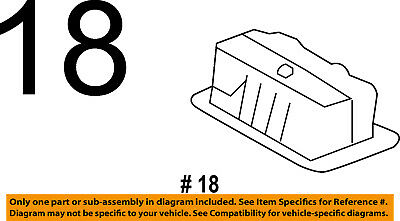 $68.66 • Buy FORD OEM 11-15 Explorer Third Row Seats-Release Handle BB5Z7862432AA