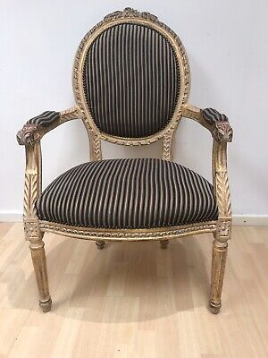 Antique Style French Chair • 98£