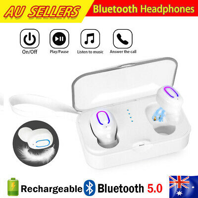 AU28.45 • Buy Wireless Bluetooth Earphones Headphones Airpods Apple IPhone Samsung Android