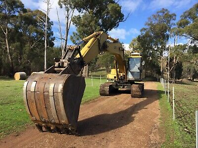 AU34500 • Buy CAT E200B Excavator Only 5900 Hours 22ton