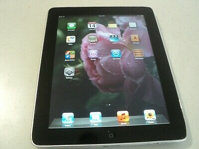 AU50 • Buy Apple Ipad 1st Generation 16gb, Wi-fi, 9.7in - Black Tablet