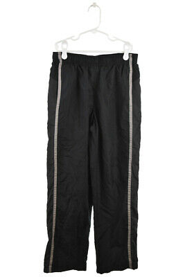 $9.99 • Buy Tek Gear Boys Pants L Black Polyester