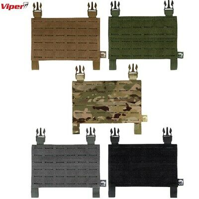 Viper Vx Buckle Up Panel Molle Holder Admin Platform System Airsoft Webbing • 12.95£