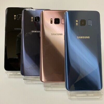 $ CDN318.87 • Buy SAMSUNG GALAXY S8 G950 G950F 64GB - All Colours - Smartphone Mobile Phone