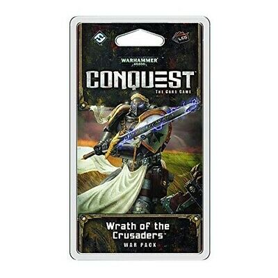 AU11.28 • Buy Warhammer 40K: Conquest - Wrath Of The Crusaders War Pack