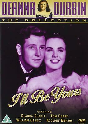 I'll Be Yours Dvd 40s Musical Film Movie Deanna Durbin  • 3.99£