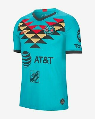 $89.99 • Buy Nike Club America Official 2019 2020 Third Soccer Football Jersey